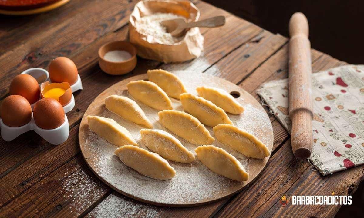 Masa para empanadas al horno