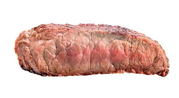Término medio de la carne de res